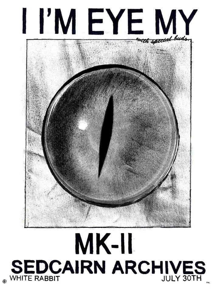 Review: MK-II, Exploding Head Scene, Sedcairn Archives, I I'm Eye My