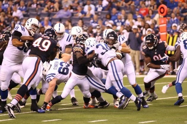 Colts v. Bears