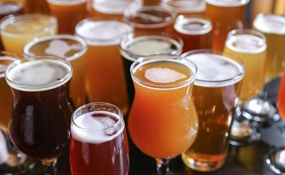 Beer. Lots of it.