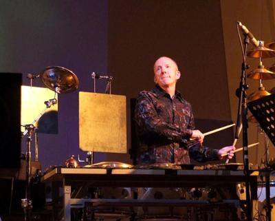 Scott Deal Melds Percussion with High Technology