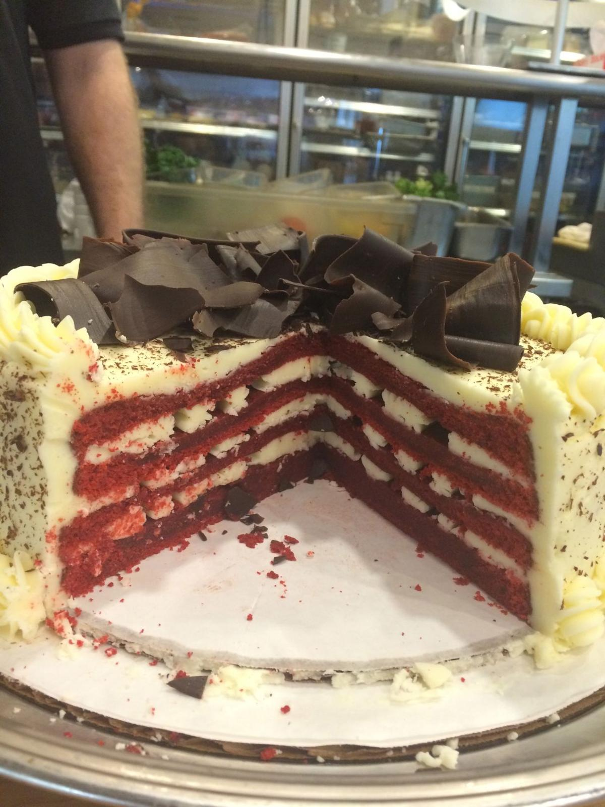 Nuvo Red Velvet Cake Recipes