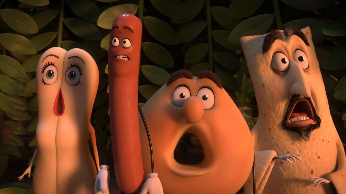Review: Sausage Party is a one-of-a-kind piece of meat