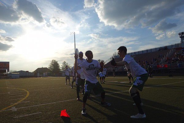 Slideshow: Indy AlleyCats vs. Chicago Wildfire