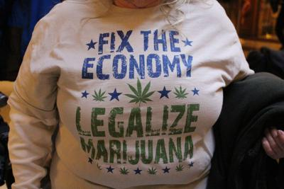 Advocates rally for medical marijuana at Statehouse