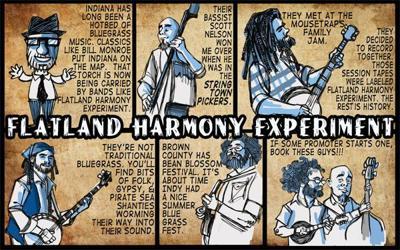 Barfly: Flatland Harmony Experiment