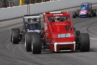 Stars race at 2009 Kroger Speedfest