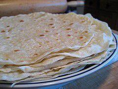 Homemade tortillas: The lazy man's bread