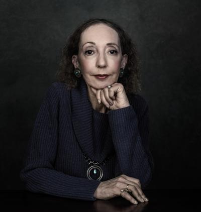 Q&A with Joyce Carol Oates
