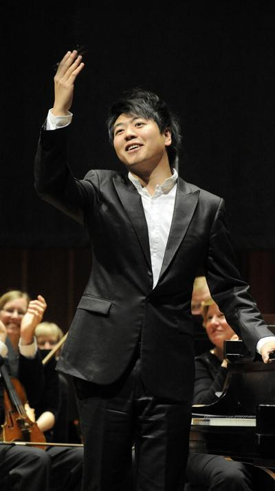 Review: Lang Lang with the ISO