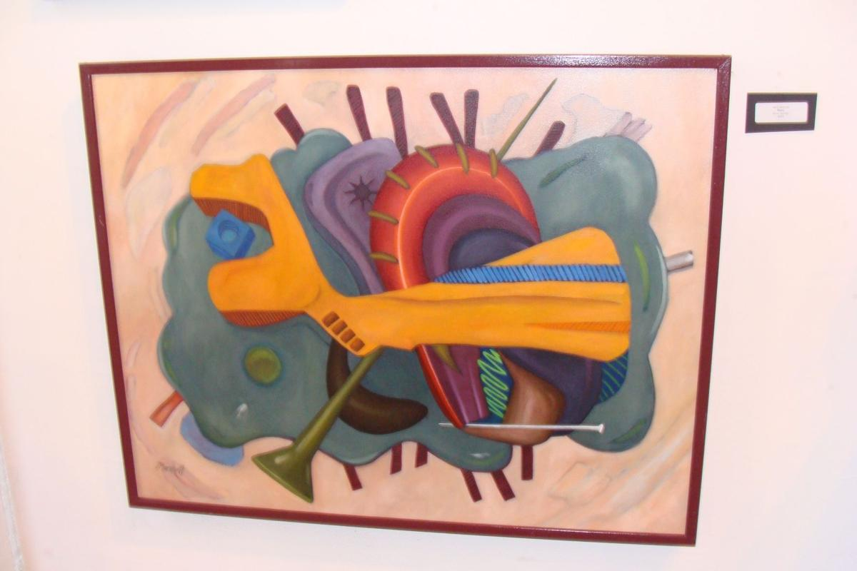 Visual arts: Old & New: Various Artists