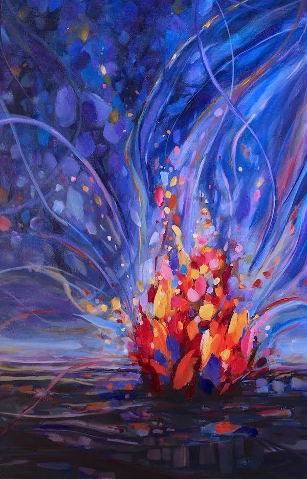 Review: Benaiah Cusack at Harrison Gallery