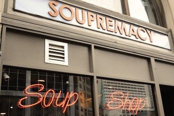 Soupremacy: A tiny soup shop on the Circle