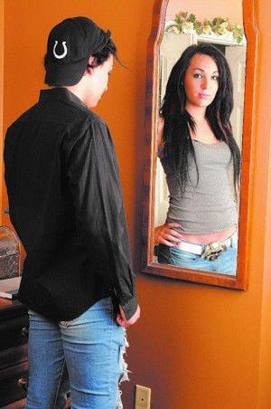 Trans teen's taboos, bullies, demons