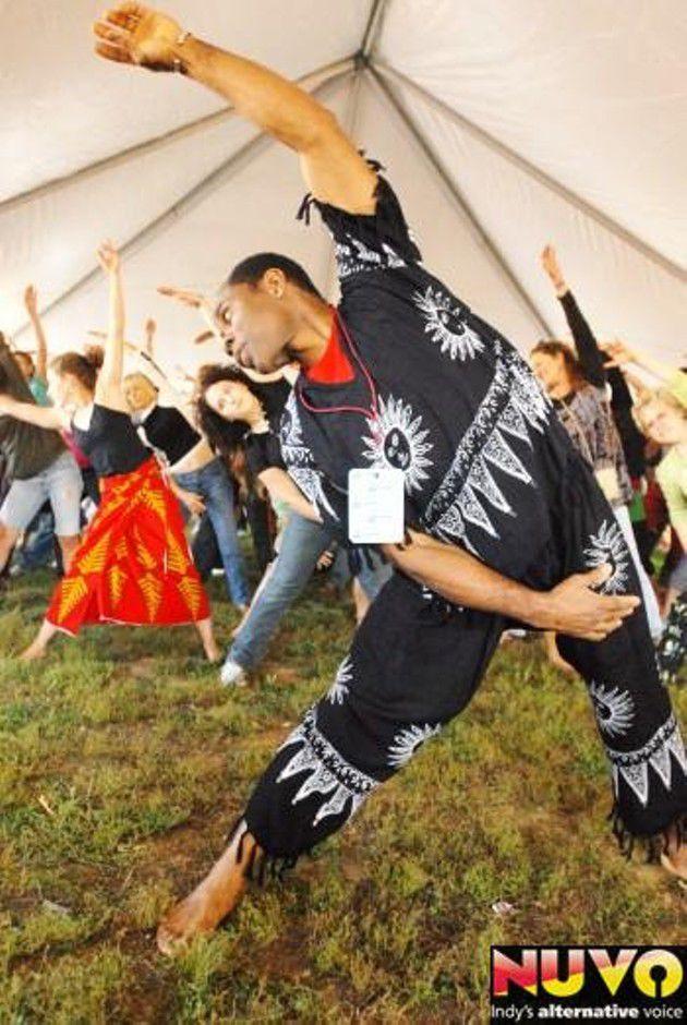 Lotus World Music and Arts Festival