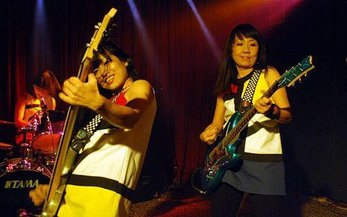 Review: Shonen Knife at Radio Radio