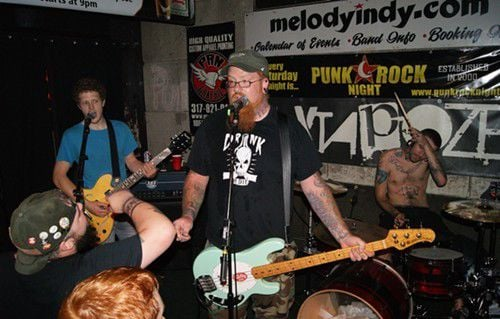 Review: Punk Rock Night at the Melody Inn
