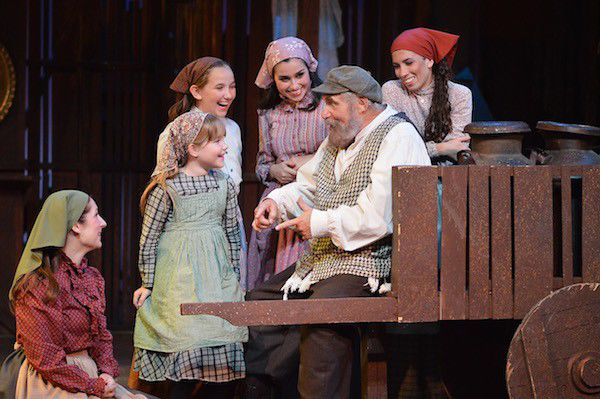 Review: Fiddler on the Roof at Beef & Boards
