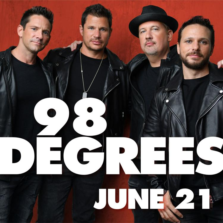 Kroger Symphony on the Prairie: 98 Degrees