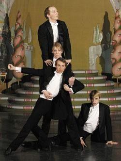 Butler Ballet stepping up