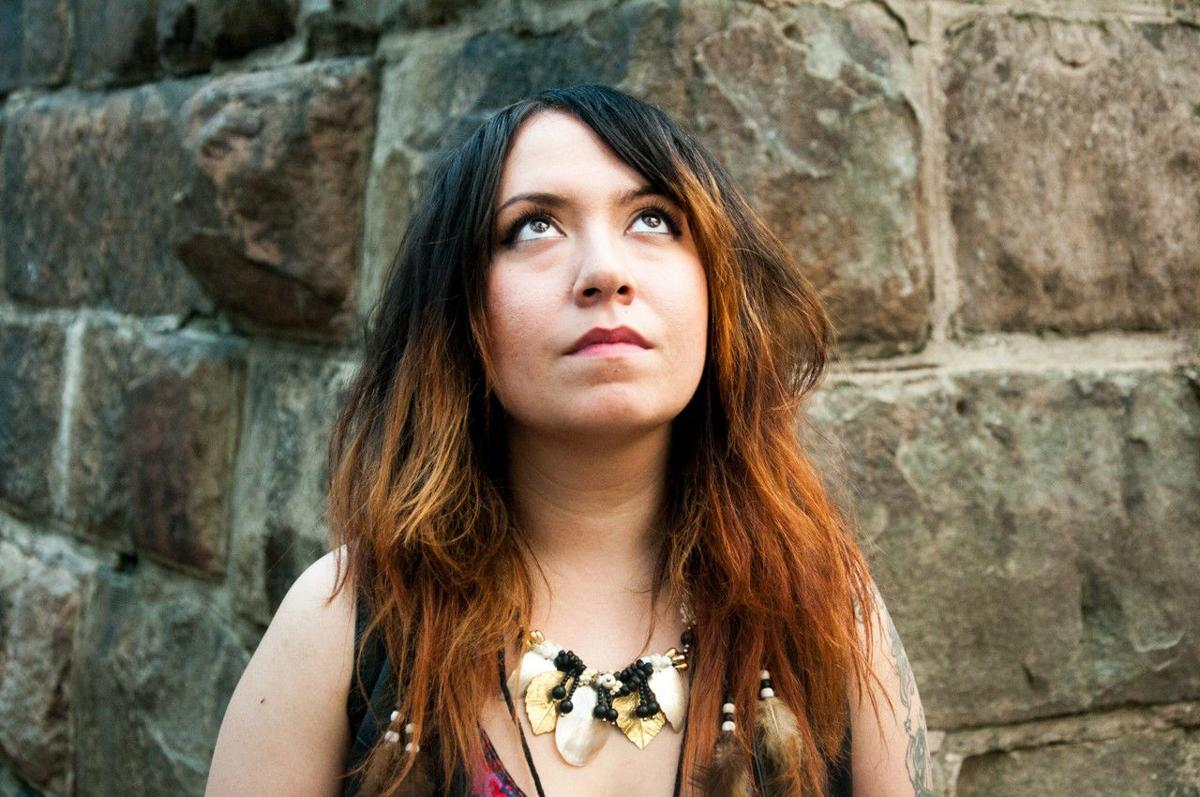 Windhand's Dorthia Cottrell at Mel tonight with solo album