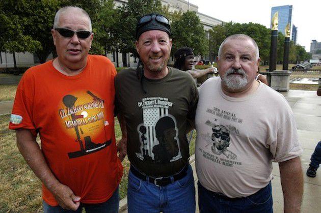 Mayor's Veterans Appreciation Day - 2012