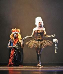 Gregory Hancock Dance Theatre: Oh My Goth