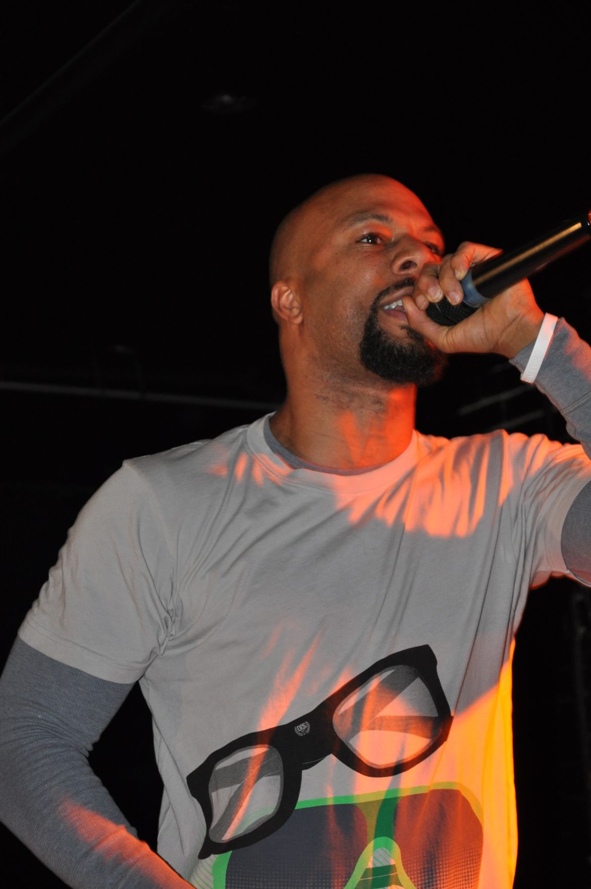 Common plays VIP event at Ice Ultra Lounge