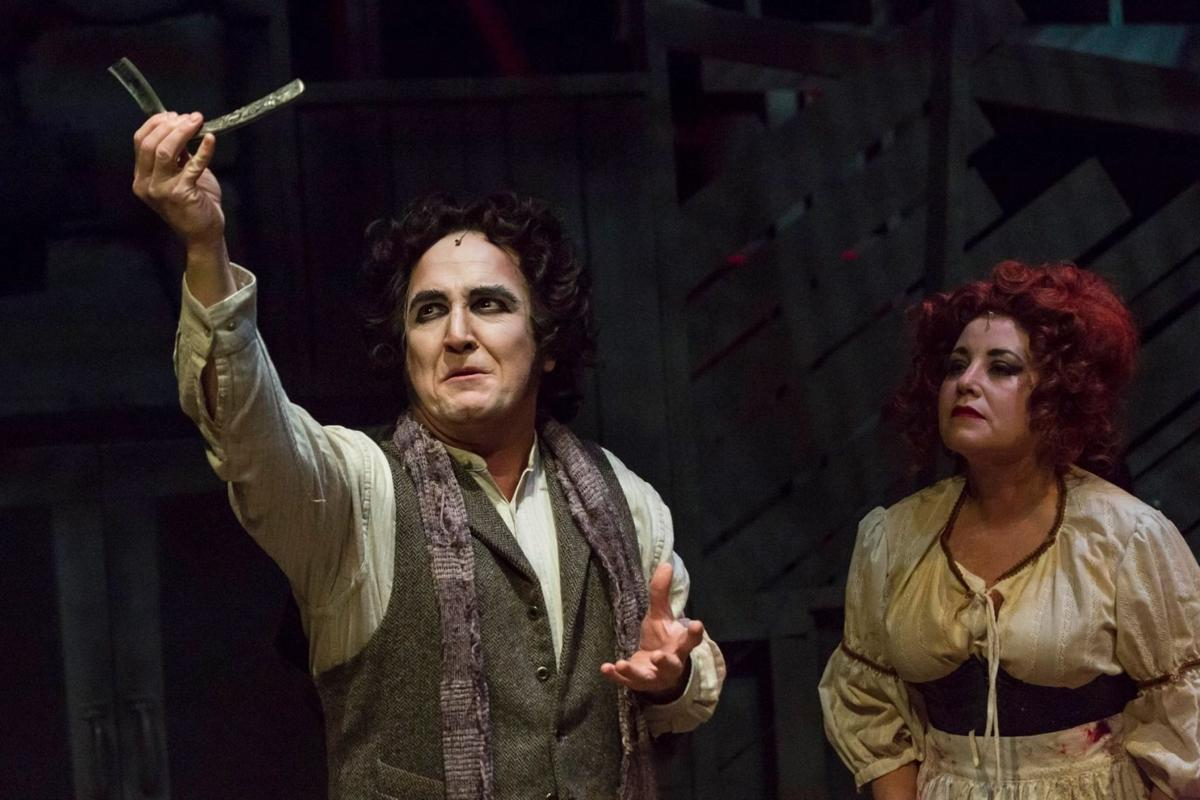 Review: Sweeney Todd from Actors Theatre of Indiana