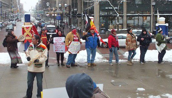 Indiana's Idle No More