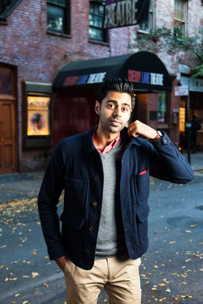 Hasan Minhaj is blowing up the elephant in the room
