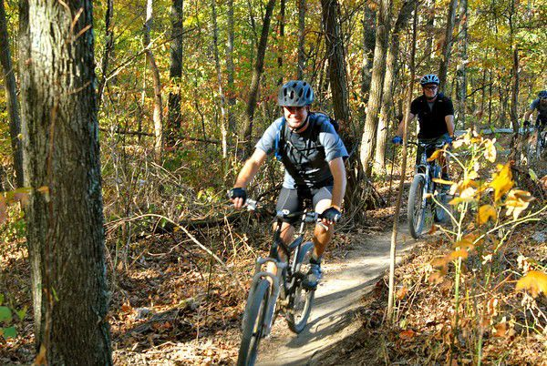 Brown County event lures mountain bikers