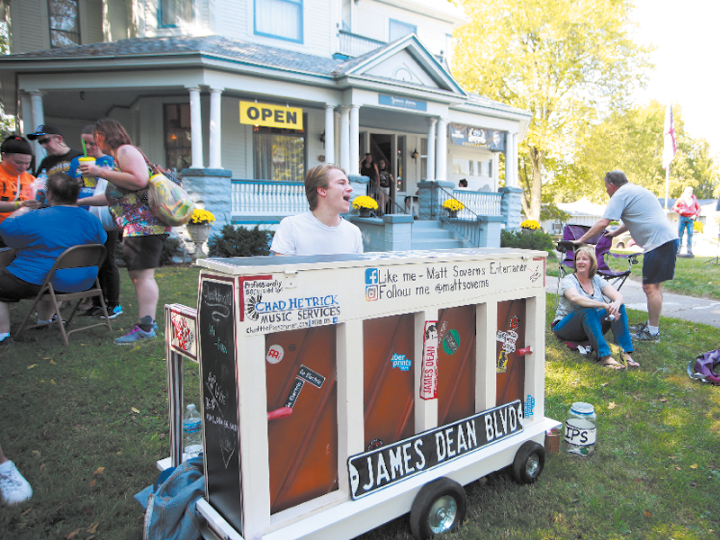 Fairmount hosts ultra-nostalgic weekend with the Deaners