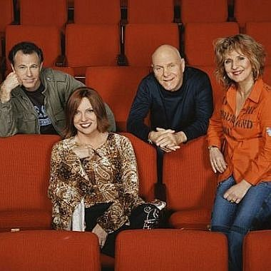 Review: Manhattan Transfer, John Pizzarelli