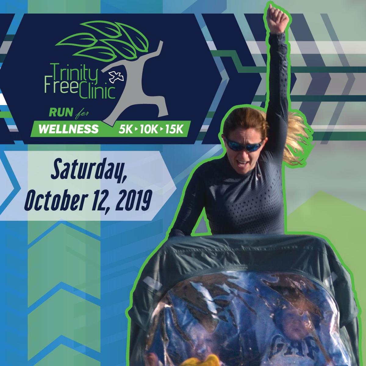 Join us for the Trinity Free Clinic Run for Wellness!