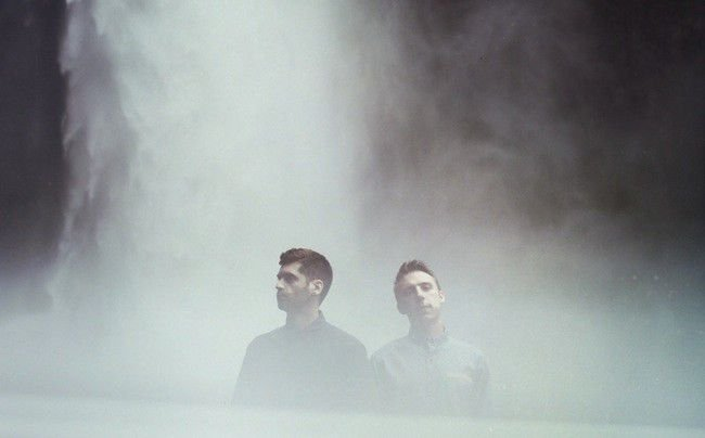 Indie-electronic duo ODESZA