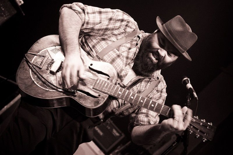 Photo gallery: Reverend Peyton's Big Damn Band at The Vogue, Feb. 2009