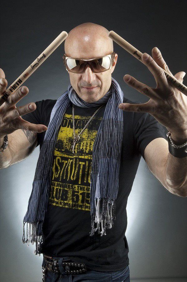 Kenny Aronoff gives great advice