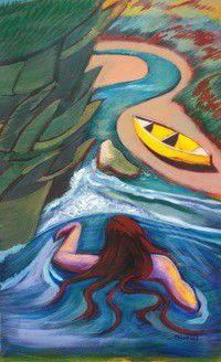 Review: Paintings by Ellie Siskind
