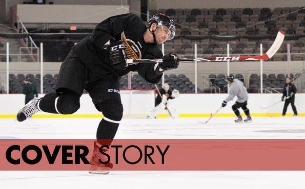 Hockey's back!