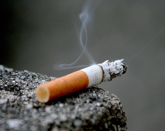 Supporters say smoking ban should pass