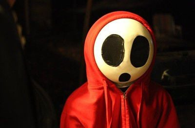 """Shy Guy Says' """"Doctor Who"""" remix"""