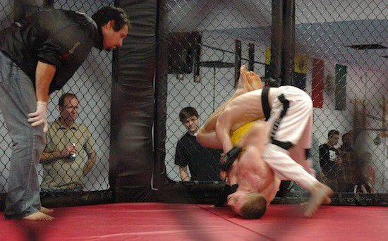 Pics: TKO Taekwondo/Suck It Up MMA