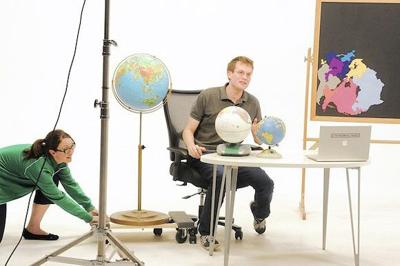 John Green: novelist, vlogger, force for good