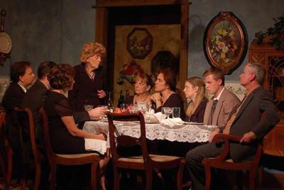 Review: August: Osage County at Carmel Community Playhouse