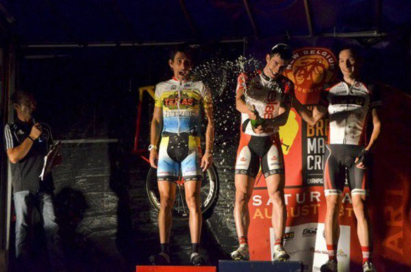 Mass Ave Crit: Eric Young wins again