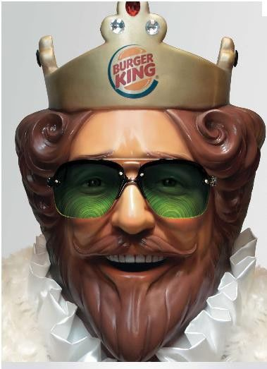 Burger King: Easier - and lazier - fast food