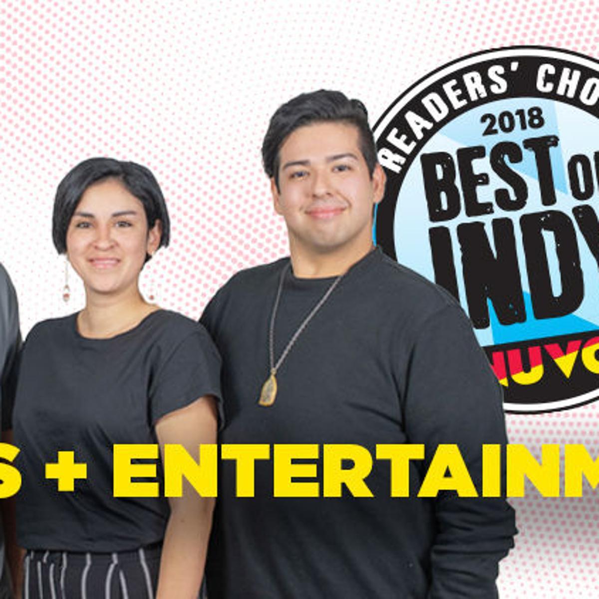 Best of Indy 2018: Arts + Entertainment | Bestofindy | nuvo net