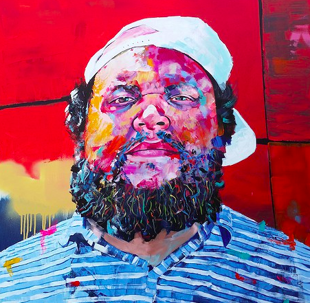 An exit interview with local painter Jonathan McAfee