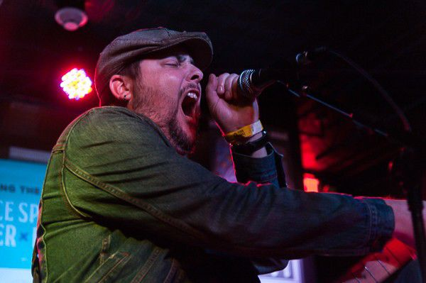 Slideshow: A trip backstage at the Hi-Fi's Beck stage at Tonic Ball 14