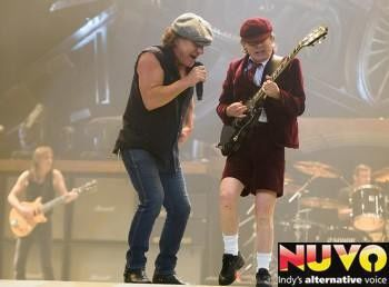 Photo gallery: AC/DC at Conseco, Nov. 3